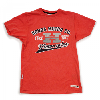 T-SHIRT HONDA VINTAGE BIG H
