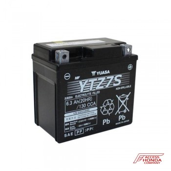 BATERIA YTZ7S PCX125   15